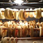 Chips und Apfelringe DIY