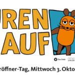 Maus Tür-Öffner-Tag 2018
